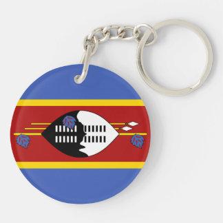 Swaziland Keychain