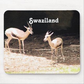 Swaziland Mousepads