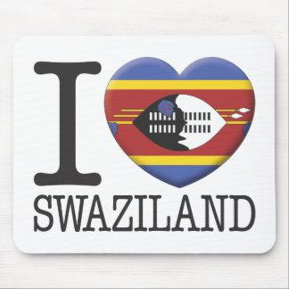 Swaziland Mousemats