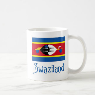 Swaziland Coffee Mug