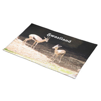 Swaziland Placemat