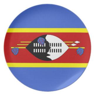 SWAZILAND PLATE