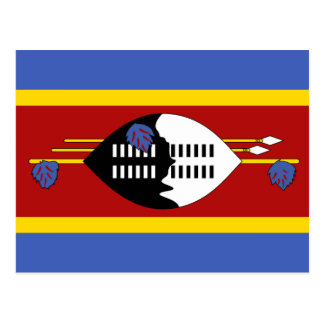 swaziland post cards