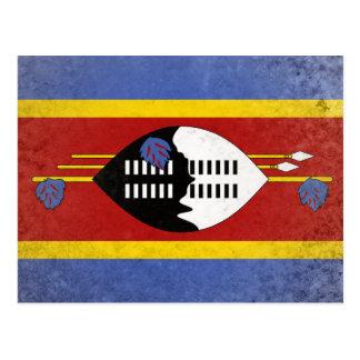 Swaziland Postcard
