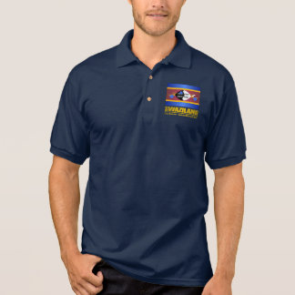 Swaziland Pride Polo T-shirt