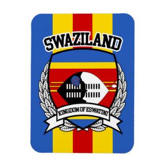 Swaziland Rectangular Photo Magnet