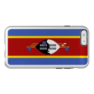 Swaziland Silver iPhone Case Incipio Feather® Shine iPhone 6 Case