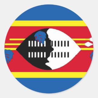 Swaziland sticker