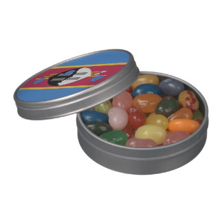 Swaziland Jelly Belly Candy Tins
