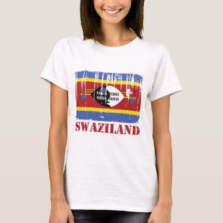 swazilandflag6.ai T-Shirt