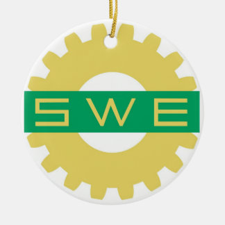 SWE (Society of Women Engineers) Ornament