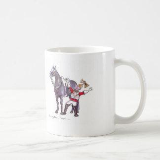Swearing Like a Trooper - Life Guards version Coffee Mug