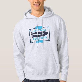 Sweat A Hood White Man BASIC Surfing Hoodie
