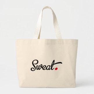 sweat bags