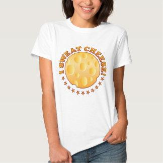 Sweat Cheese Brown Tee Shirt
