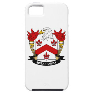 Sweat Family Crest iPhone 5/5S Cover
