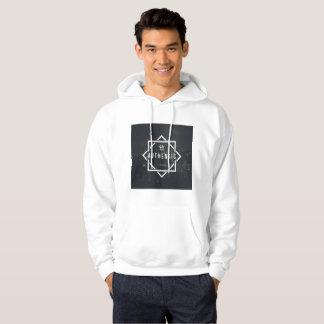 sweat hood Hipster Logo Hoodie