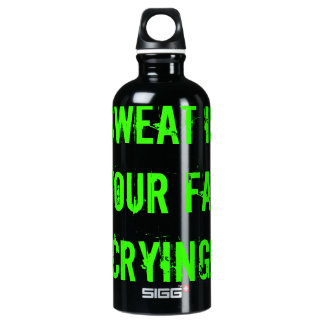 Sweat is your fat CRYING! SIGG Traveller 0.6L Water Bottle