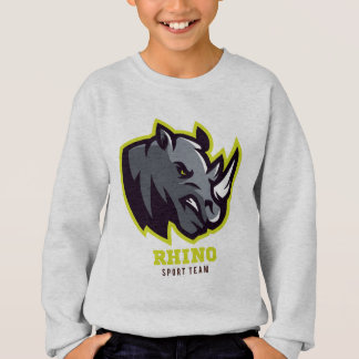 Sweat Shirt Boy Animals