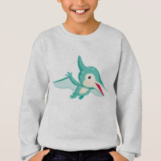 Sweat Shirt Boy Dinosaur