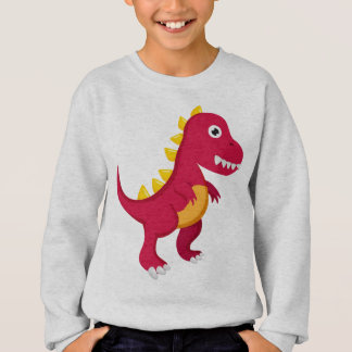 Sweat Shirt Boy Dinosaur