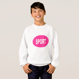 SWEAT SHIRT ConfortBlend   SPORT CANDY