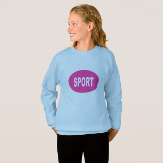 SWEAT SHIRT SPORT CANDY