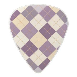 Sweater Background Acetal Guitar Pick