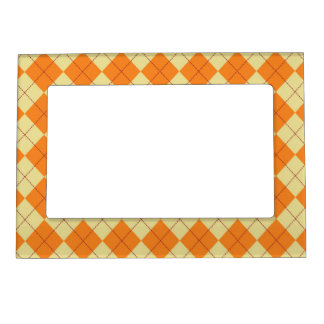 Sweater Background Magnetic Frame