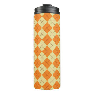 Sweater Background Thermal Tumbler