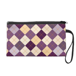 Sweater Background Wristlet