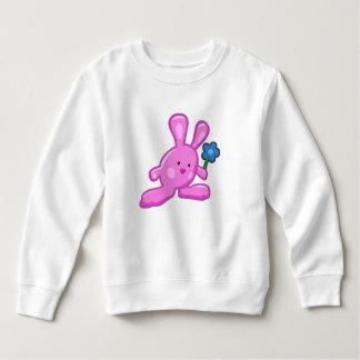 Sweatshirt Baby - Pink Rabbit