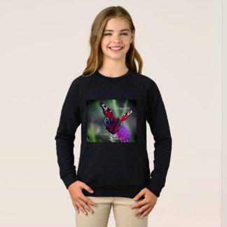 """Sweatshirt """"butterfly """""""