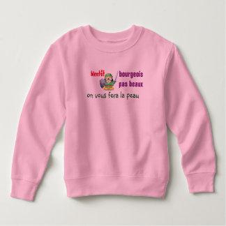 sweatshirt child anti-middle-class man