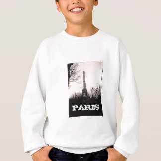 Sweatshirt,Child/Eiffel Tower Sweatshirt