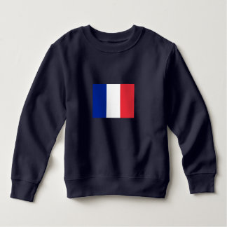 Sweatshirt French flag.
