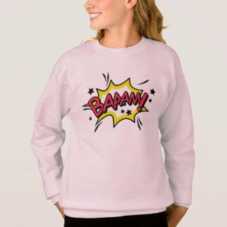 Sweatshirt Girl Comics