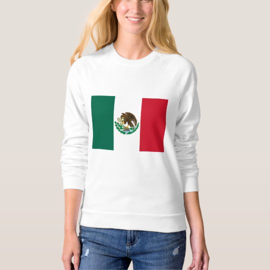 Sweatshirt Mexico