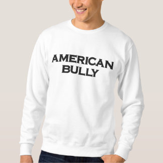 Sweatshirt Mr. (signors) American Bully