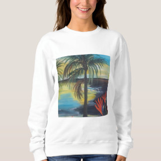 Sweatshirt Tropical
