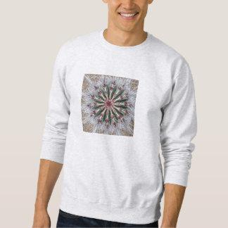 Sweatshirt with Cactus
