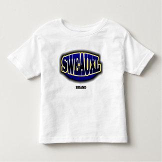 Sweauxl Brand for Kids Blue Toddler T-Shirt