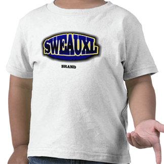 Sweauxl Brand for Kids Blue Shirt
