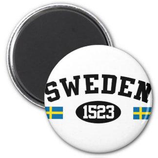 Sweden 1523 refrigerator magnets