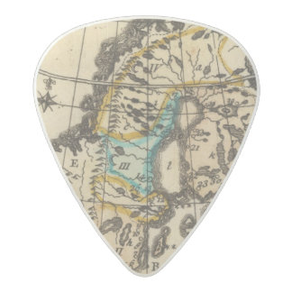 Sweden and Finland Acetal Guitar Pick