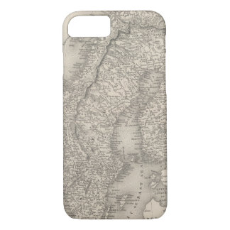 Sweden and Norway 4 iPhone 8/7 Case