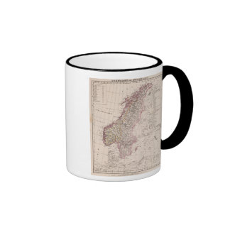 Sweden and Norway 4 Coffee Mug
