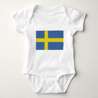 Sweden Baby Bodysuit