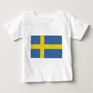 Sweden Baby T-Shirt