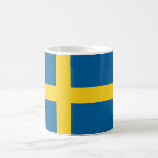 sweden basic white mug